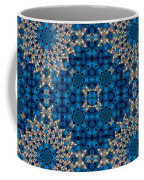 Stardrop Diamond Blue Coffee Mug
