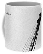 Stare Contest Impasto Coffee Mug
