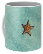 Starfish Aquamarine Coffee Mug