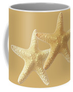 Starfish On White Coffee Mug