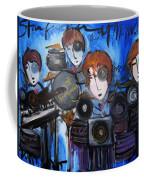 Starfucker At Monolith Coffee Mug