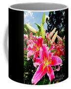 Stargazer Lilies #2 Coffee Mug