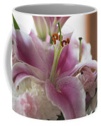 Stargazer Oriental Lilly Coffee Mug