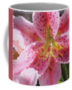 Stargazer Stained Glass Coffee Mug