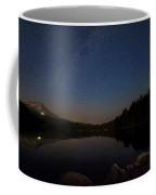 Stargazing At Trillium Lake Coffee Mug