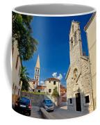 Stari Grad On Hvar Island Stone Streets Coffee Mug