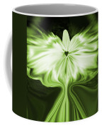 Starlight Angel - Green Coffee Mug