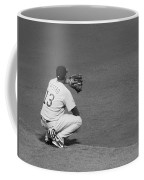 Starlin Castro Chicago Cubs Coffee Mug by Lauri Novak