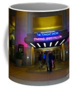 Starring Jimmy Fallon Coffee Mug