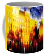 Starry Night In Prague Coffee Mug