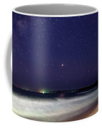 Starry Night Seascape Coffee Mug