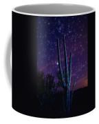 Starry Starry Sonoran Skies  Coffee Mug
