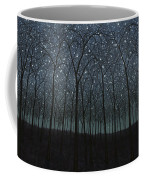 Starry Trees Coffee Mug