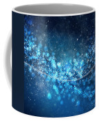 Stars And Bokeh Coffee Mug by Setsiri Silapasuwanchai
