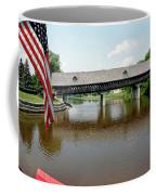 Stars And Stripes Frankenmuth Michigan Coffee Mug