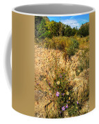 Stars In Blue Coffee Mug