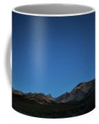 Stars Over Brainard Lake Coffee Mug
