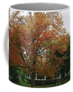 Start Of Autumn Coffee Mug