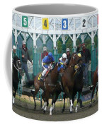 Starting Gate Coffee Mug