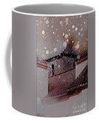 Starting To Snow Coffee Mug