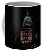 State Capitol Madison Wi Coffee Mug