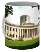 State Capitol Of Ohio Coffee Mug