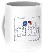 State Of The Union Coffee Mug