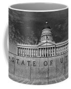 State Of Utah  Coffee Mug