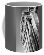 Stately Colonnade Coffee Mug