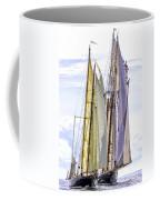 Stately Mariners Coffee Mug