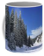 Stately Pines Coffee Mug