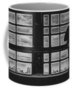 Staten Island Silhouette  Coffee Mug