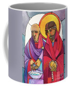 Stations Of The Cross - 01 Jesus Is Condemned To Death - Mmjcd Coffee Mug