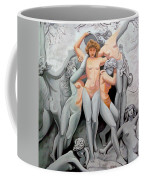 Statue 3 Coffee Mug