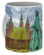 Statue At Rosenborg Castle Coffee Mug