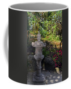 Statue In Shadows Coffee Mug