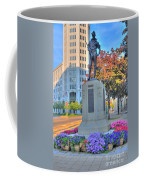 Statue In The Square Coffee Mug
