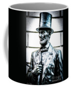 Statue Of Abraham Lincoln #8 Coffee Mug