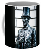 Statue Of Abraham Lincoln #9 Coffee Mug