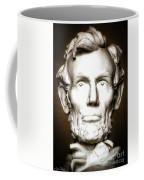 Statue Of Abraham Lincoln - Lincoln Memorial #5 Coffee Mug