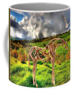 Statue Of Branches 3 Coffee Mug