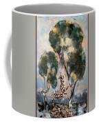 Statue Of Deer 6 Coffee Mug
