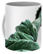 Statue Of Liberty, Arm, 3 Coffee Mug