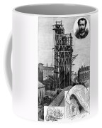 Statue Of Liberty, C1884 Coffee Mug by Granger