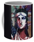 Statue Of Liberty Hb5t Coffee Mug