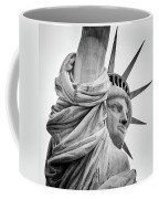 Statue Of Liberty, Lateral Portrait Coffee Mug