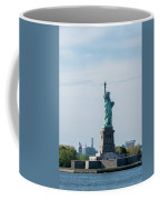 Statue Of Liberty Coffee Mug