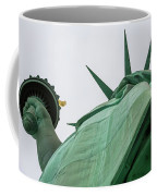Statue Of Liberty, Torch And Crown Coffee Mug