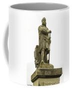 Statue Of Robert The Bruce Stirling Castle Coffee Mug