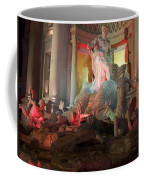 Statues At Ceasars Palace Coffee Mug